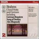 Choral Works & Overtures (Incl. German Requiem)