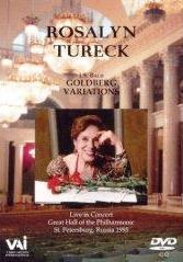 Rosalyn Tureck - Rosalyn Tureck - J.S. Bach Goldberg Variations