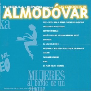 Various Artists - Songs of Almodovar