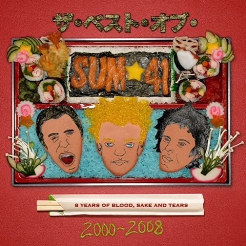 8 Years of Blood, Sake and Tears: The Best of Sum 41 2000-2008