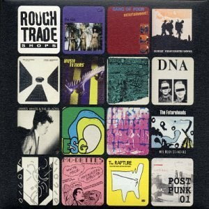 Various Artists - Rough Trade Shops: Post Punk