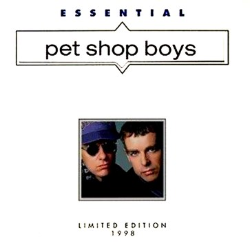 宠物店男孩 Pet Shop Boys - Essential Pet Shop Boys