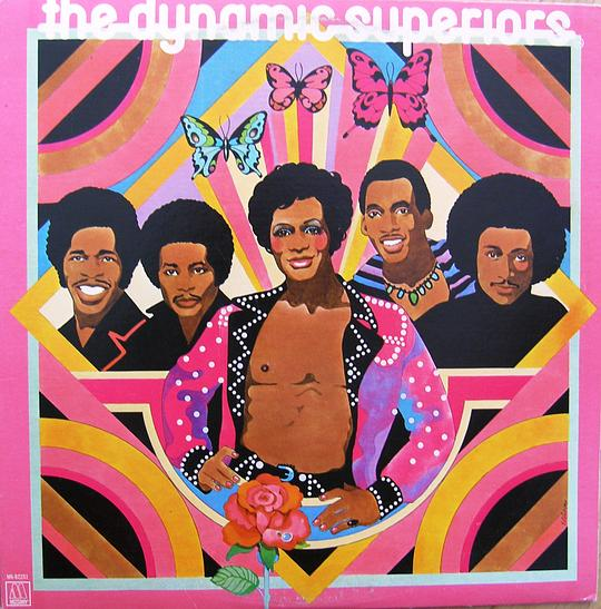 The Dynamic Superiors - The Dynamic Superiors - 1975 - The Dynamic Superiors