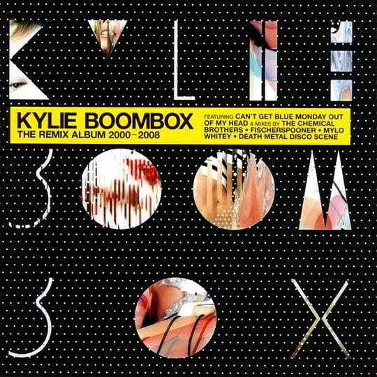 Boombox: The Remix Album 2000-2008