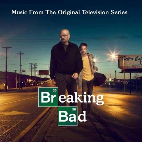 Various Artists - Music from the Original Series Breaking Bad