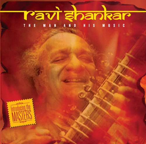 Ravi Shankar - The Man and His Music (2 CD SET)