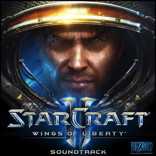 Blizzard Entertainment - StarCraft II - Wings Of Liberty Soundtrack
