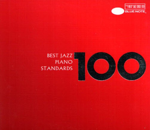 Various Artists - Best Jazz 100: Piano Standards