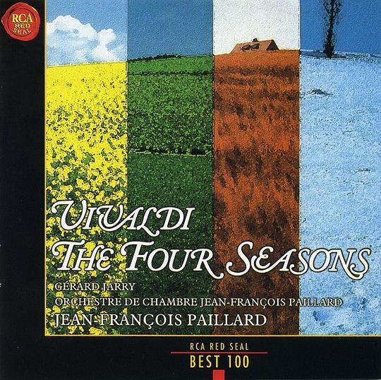 Jean-Francois Paillard... - Vivaldi: The Four Seasons