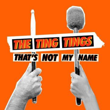 Ting Tings - That's Not My Name [7 inch Analog]
