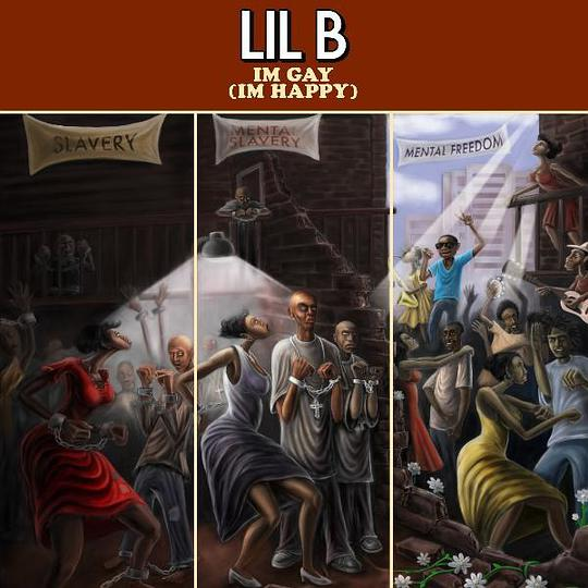 "Lil B ""The BasedGod"" - I'm Gay"