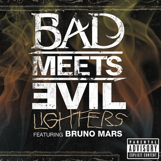 Bad Meets Evil - Lighters (feat. Bruno Mars)