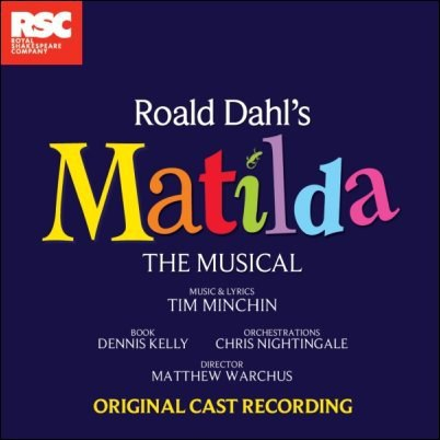 Tim Minchin... - Matilda (2011 Original London Cast)