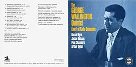 George Wallington - Live! At Cafe Bohemia/1955