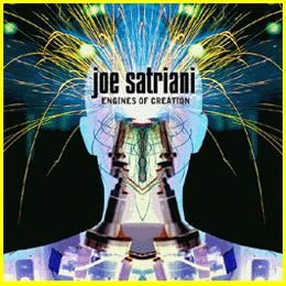 Joe Satriani - Engines Of Creation