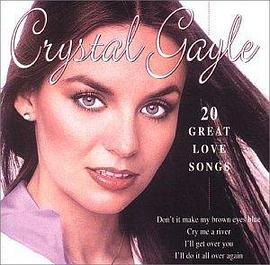 Crystal Gayle - 20 Great Love Songs