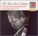 Isaac Stern - Early Concerto Recordings, Volume 2 (The Isaac Stern Collection)
