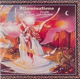 Santana & Alice Coltrane - Illuminations