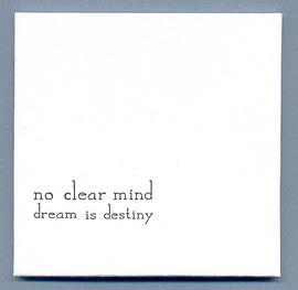 Dream Is Destiny