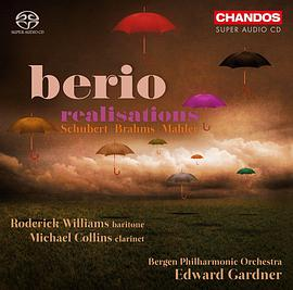 Roderick Williams... - Berio: Orchestral Realisations