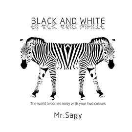 Mr.Sagy - Black and White