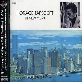 Horace Tapscott in New York