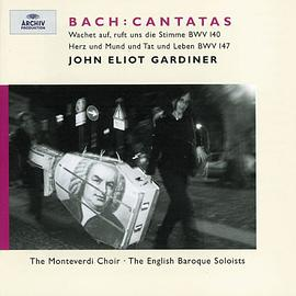 Bach - Cantatas BWV 140, 147 / Holton, Chance, Rolfe Johnson, Varcoe, The Monteverdi Choir, The English Baroque Soloists, Gardiner