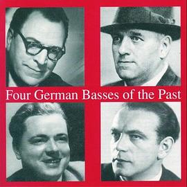 VARIOUS ARTISTS - 4 German Basses of Past