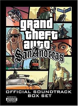 Various Artists - Grand Theft Auto: San Andreas