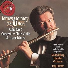 james galway... - james galway plays j.s. bach