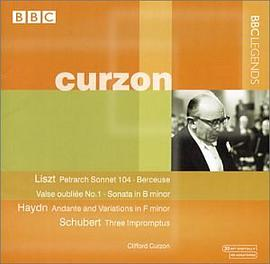 Clifford Curzon Plays Haydn, Liszt, Schubert