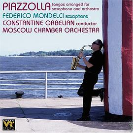 Astor Piazzolla - Piazzolla: Tangos arranged for saxophone and orchestra