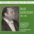 Franz Konwitschny... - Bruckner: Symphony No. 4 in Eb Major 'Romantic'