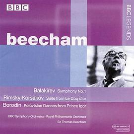 Balakirev: Symphony No.1 / Rimsky-Korsakov: Suite from Le Coq d'or / Borodin: Polovtsian Dances from Prince Igor