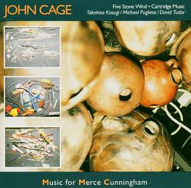 David Tudor... - Cage: Music for Merce Cunningham